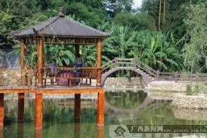 钦北区八寨原乡打造生态休闲旅游村