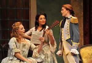 莫扎特四幕歌剧《费加罗的婚礼》