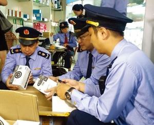 广西查扣400多个不合格行车记录仪