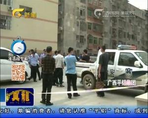 南宁:男子当街追打小孩 被擒后突然身亡