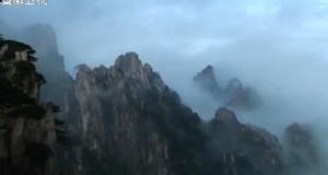 黄山现雨凇、云海、佛光景观