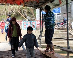 赵仕斌:一个人的桥