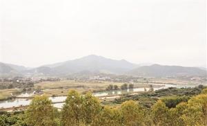 福禄村休闲养生度假区已完成概念规划
