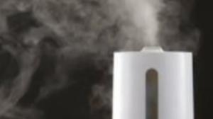 使用加湿器不当可能引起肺炎