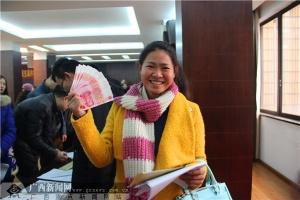 执行保民生 柳州法院强抓涉民生案件执行见成效