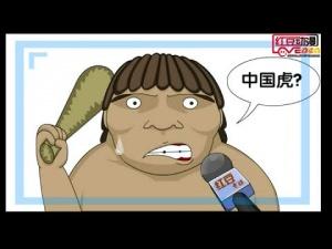 《红豆公益广告之豆叔系列》访谈中国虎