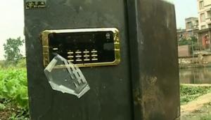 梧州:保险柜牵出盗窃案
