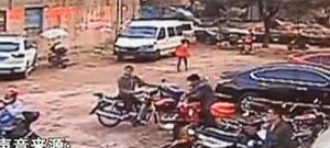 贺州:摩托车盗窃团伙