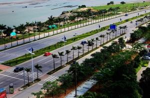 BT项目-防城港市兴港大道道路改造工程