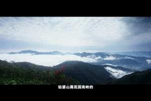 南国仙山  绿色明珠―姑婆山
