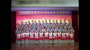 《唱响和平》梧州市龙圩中心小学