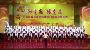 共青团广西区委《中国少年先锋队队歌》《没有共产党就没有新中国》