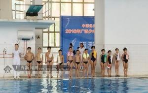 2016年广西少年儿童跳水锦标赛在南宁落下帷幕