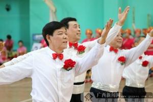 乐享健身 2016南宁市社区全民健身运动会热闹收官
