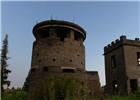 上海松江发现抗战时期日寇碉堡