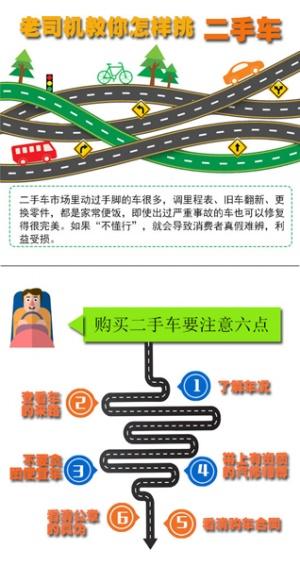 【知道·图解】老司机教你怎样挑二手车