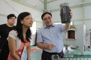 沈培康:石墨烯带动相关产业将超万亿元(图)