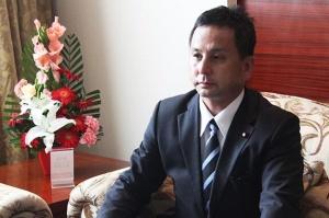 日本超党派代表团团长:中日两国合作空间大