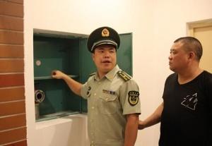 桂林:护航G20 资源消防大队开展消防突击检查