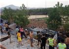 杭瑞高速江西境内追尾事故已致6人死亡 25人受伤