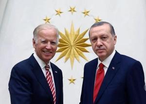 美国副总统拜登访问土耳其(组图)