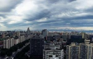 看京城云卷云舒
