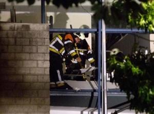 比利时南部一体育中心发生爆炸1人死亡(高清)