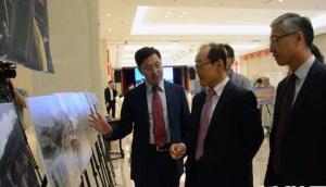 """中国驻韩国大使馆举行""""感受西藏""""公众开放日活动"""