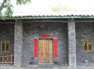 宁明濑江屯:花山岩画的活博物馆 古朴风光迷人