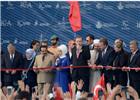 土耳其伊斯坦布尔第三座跨海大桥开通