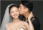 朱孝天韩雯雯大婚在即 唯美婚纱照尽显甜蜜爱恋