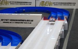 2016田宫迷你四驱车世界赛种子选拔赛-南宁站(图)