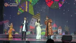 【民歌节抢鲜看】青春时尚的歌舞《风从海上来》