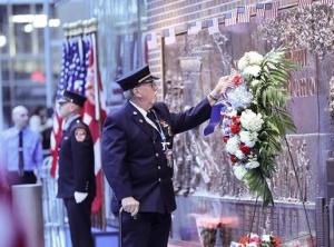"""纽约纪念""""9·11""""事件"""