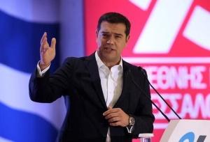 希腊总理表示将逐步取消资本管制(组图)