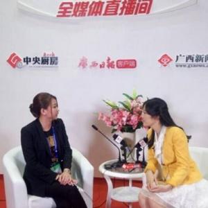 专访马来西亚拿督、魔特网董事长杨丽娜