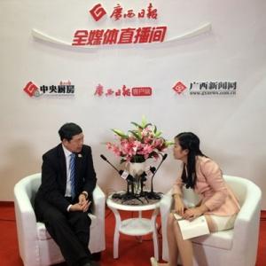 专访台湾贸易中心副秘书长叶明水