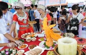 贺州特色长寿美食特色旅游商品评选活动成功举办