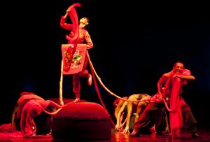 大型原创舞剧《红高粱》