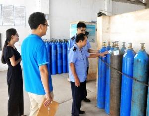 宾阳县工商质监局开展特种设备安全专项检查行动