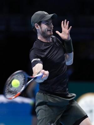 ATP年终总决赛:穆雷胜西里奇