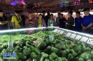 广西凤山:天然溶洞地质博物馆