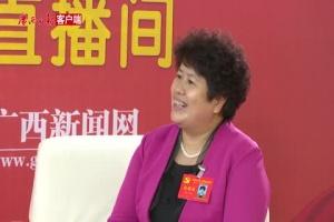 [党代表·代表说]访党代表、广西大玉余甘果有限责任公司董事长黄丹红