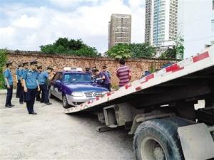 剑指交通运输违法行为维护市民出行环境