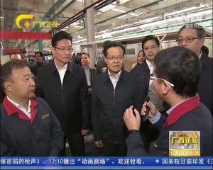 陈武深入企业调研 了解企业经营和市场情况 听取明年经济工作意见建议