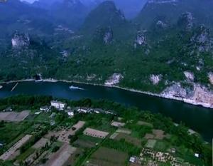 桂林关闭漓江风景名胜区内所有采石场