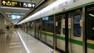 南宁地铁1号线全线开通