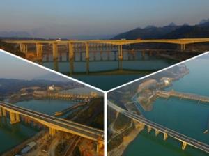 高清:三柳高速1月中旬试运行 填融安无高速路空白