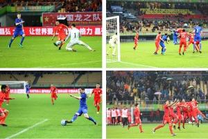 智利点球获胜进中国杯决赛 克罗地亚与中国争第三