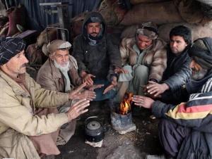 阿富汗严寒